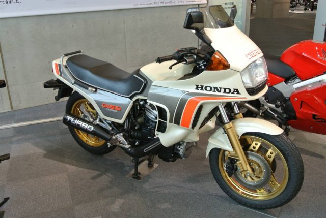 Honda CX500Turbo